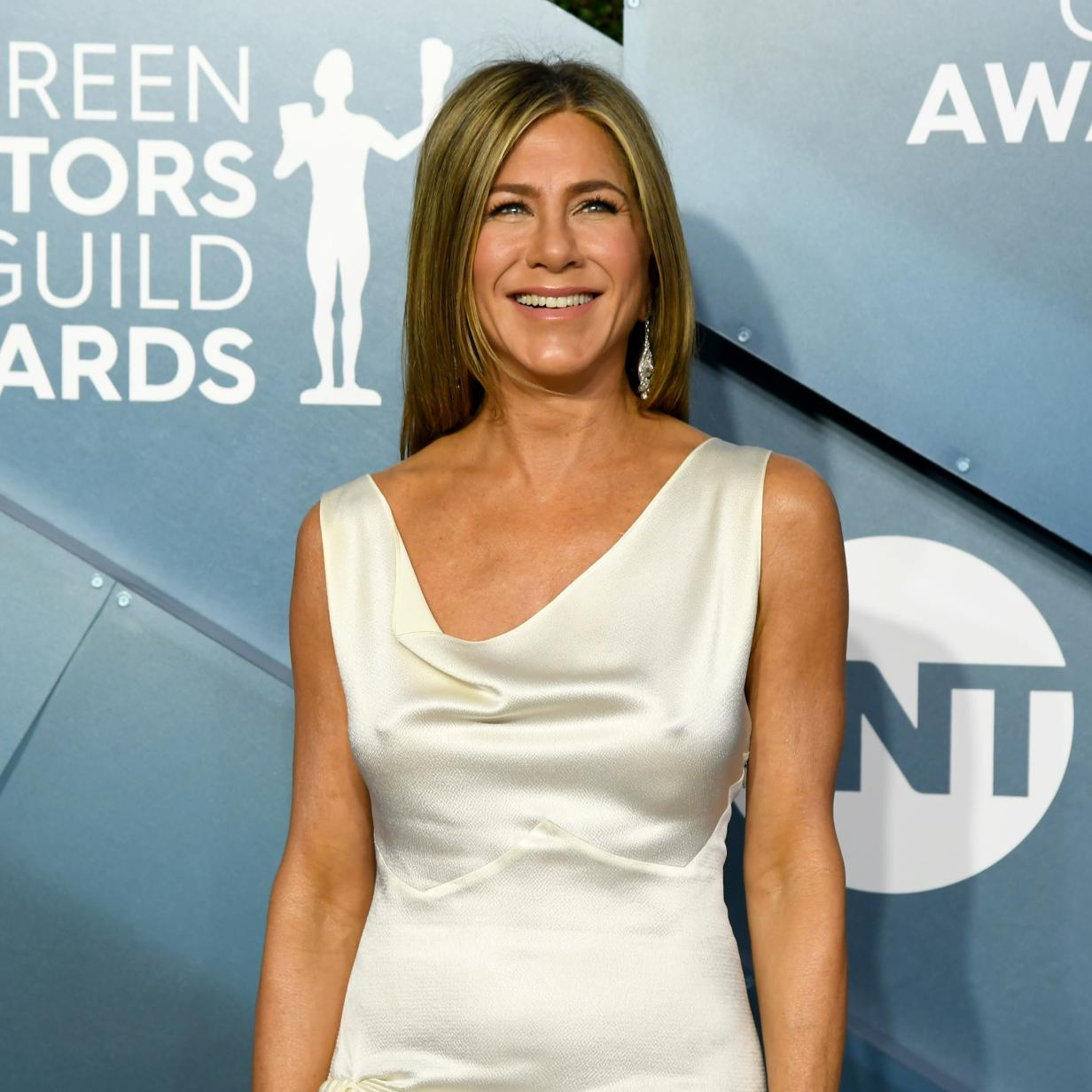 Jennifer Aniston beweist, dass ihr Look nie aus der Mode kommt