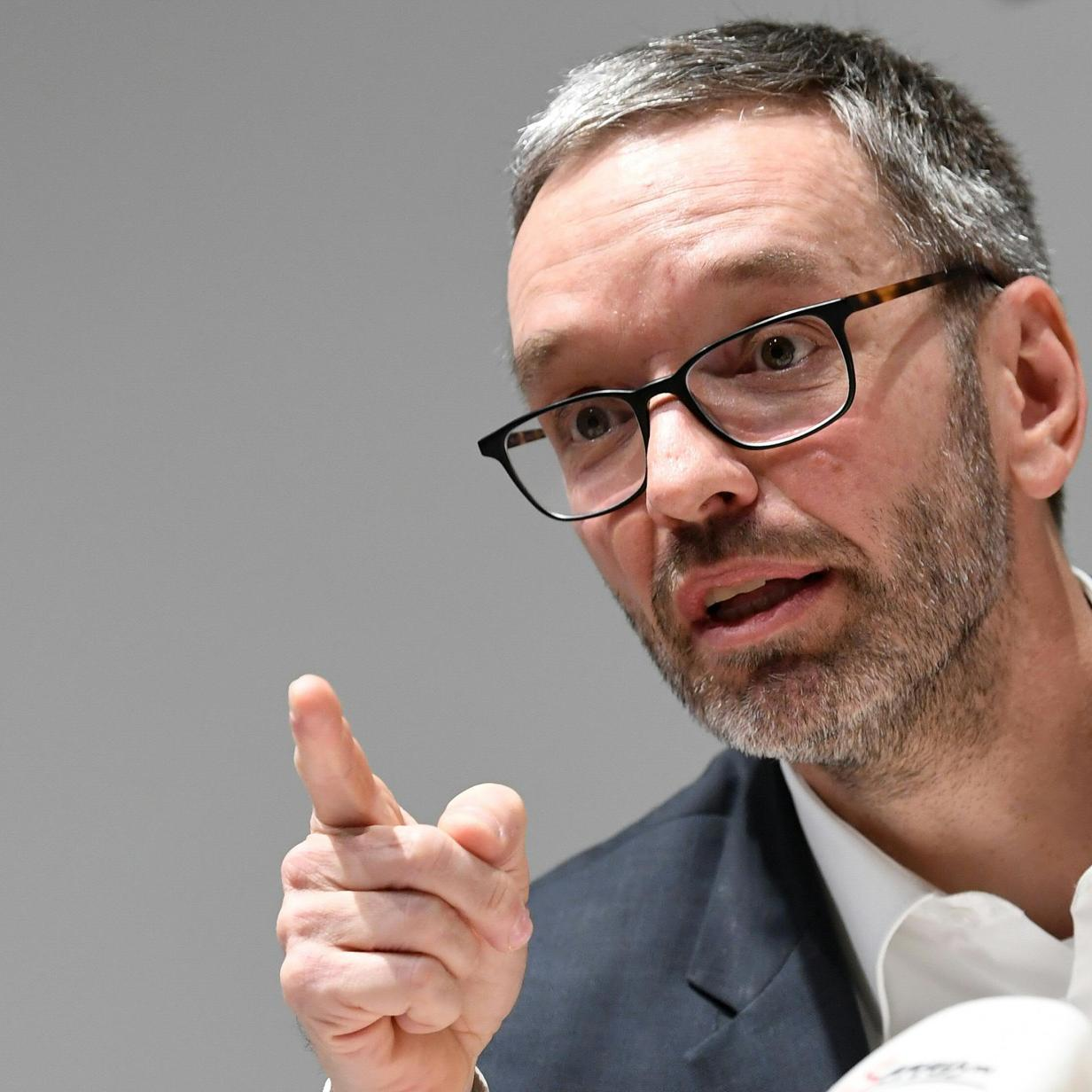 FPÖ-Klubobmann Kickl hält am Dienstag Vortrag bei AfD