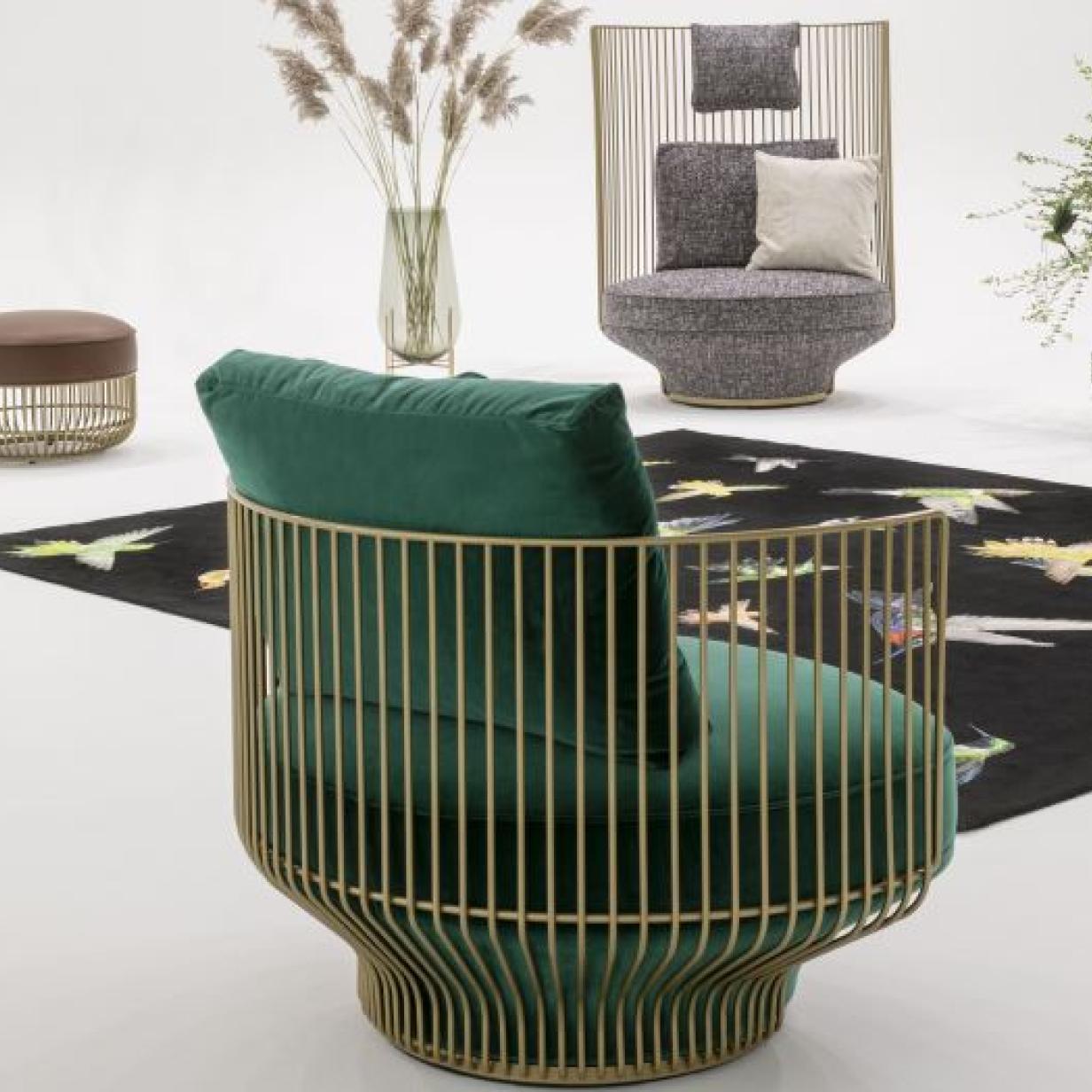 Trendmeldung aus Köln: Farben und Formen von der Möbelmesse