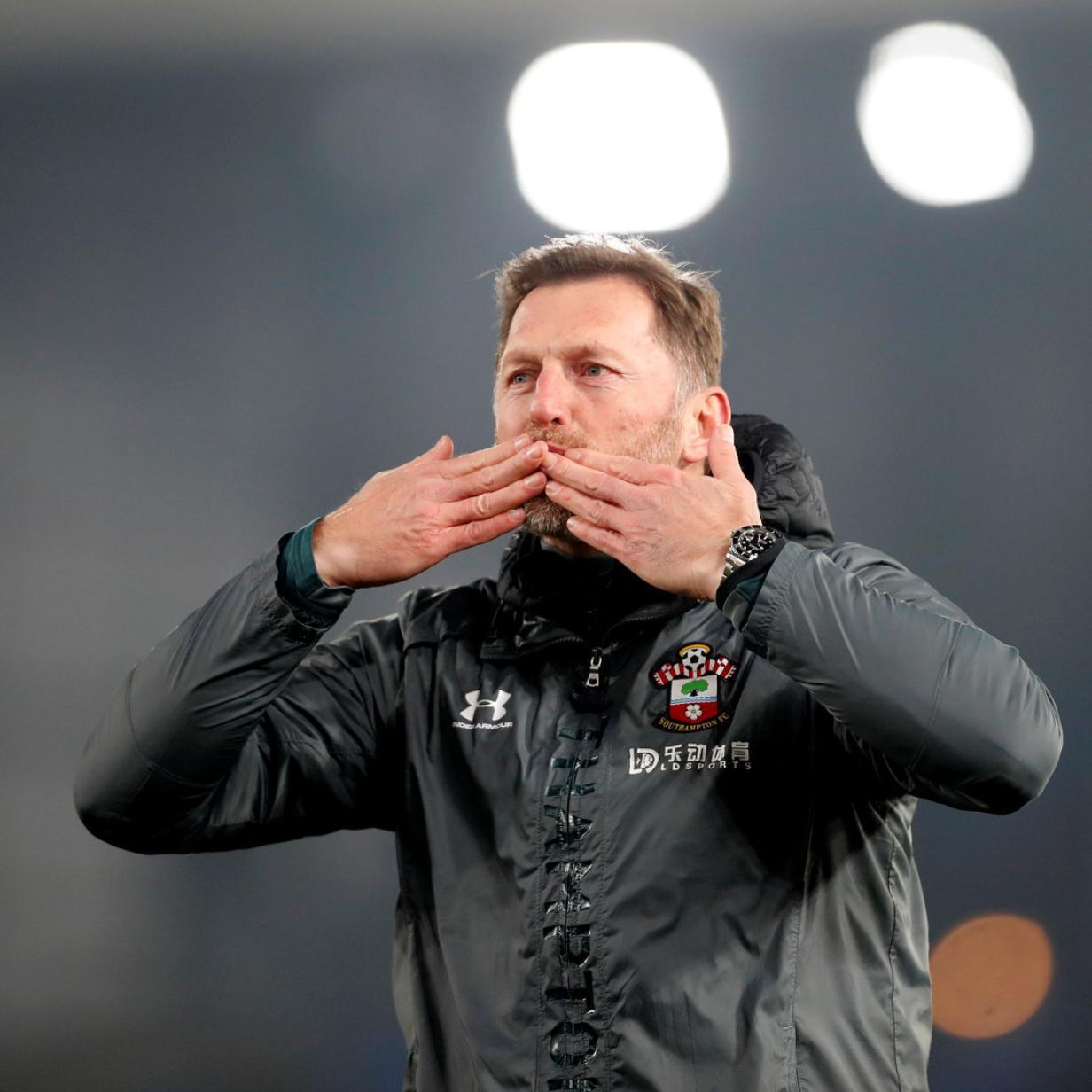 Erfolg für Hasenhüttl und Southampton