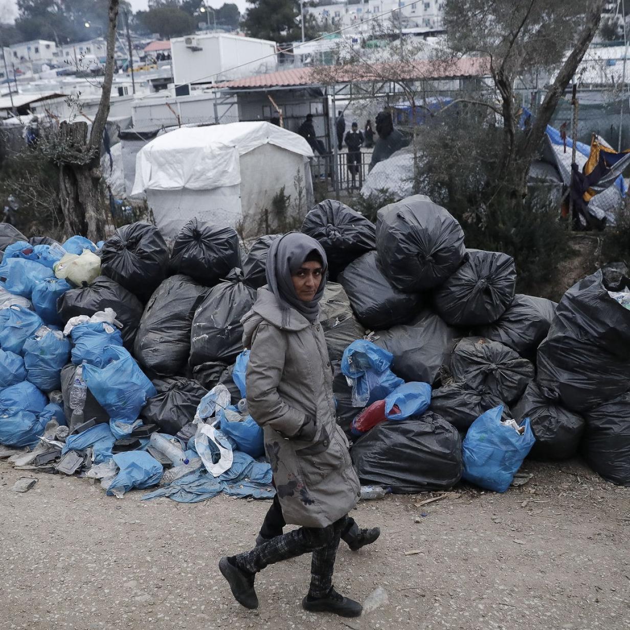 """Schande Europas"": Ziegler vergleicht EU-Flüchtlingslager mit KZ"