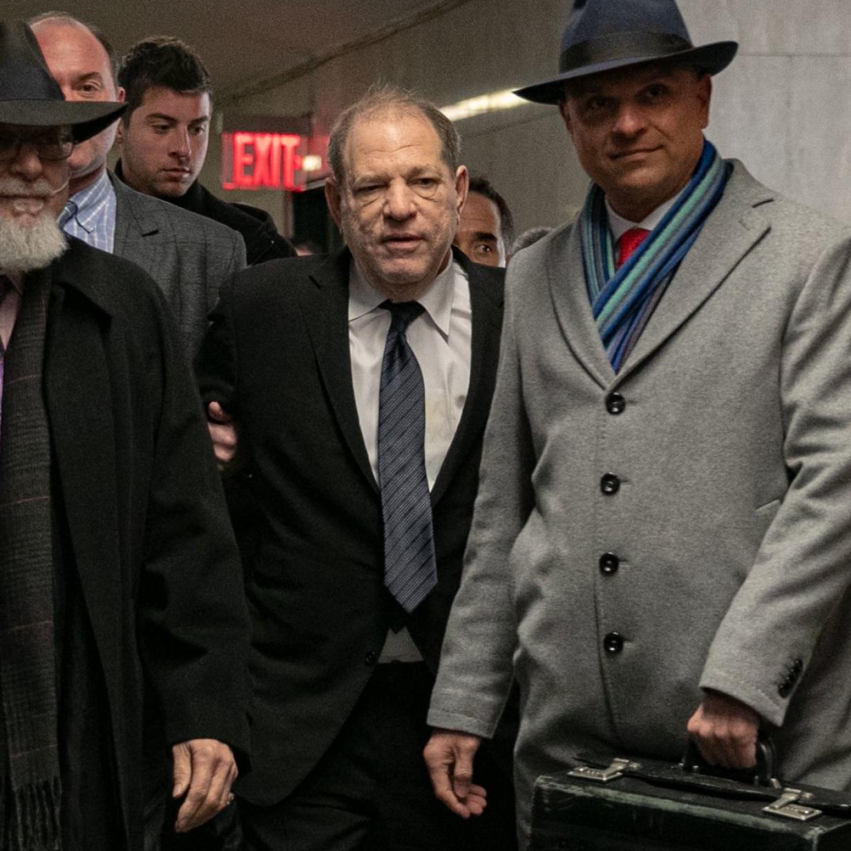 """Staatsanwaltschaft: """"Weinstein ist schwerer Sexualstraftäter"""""""