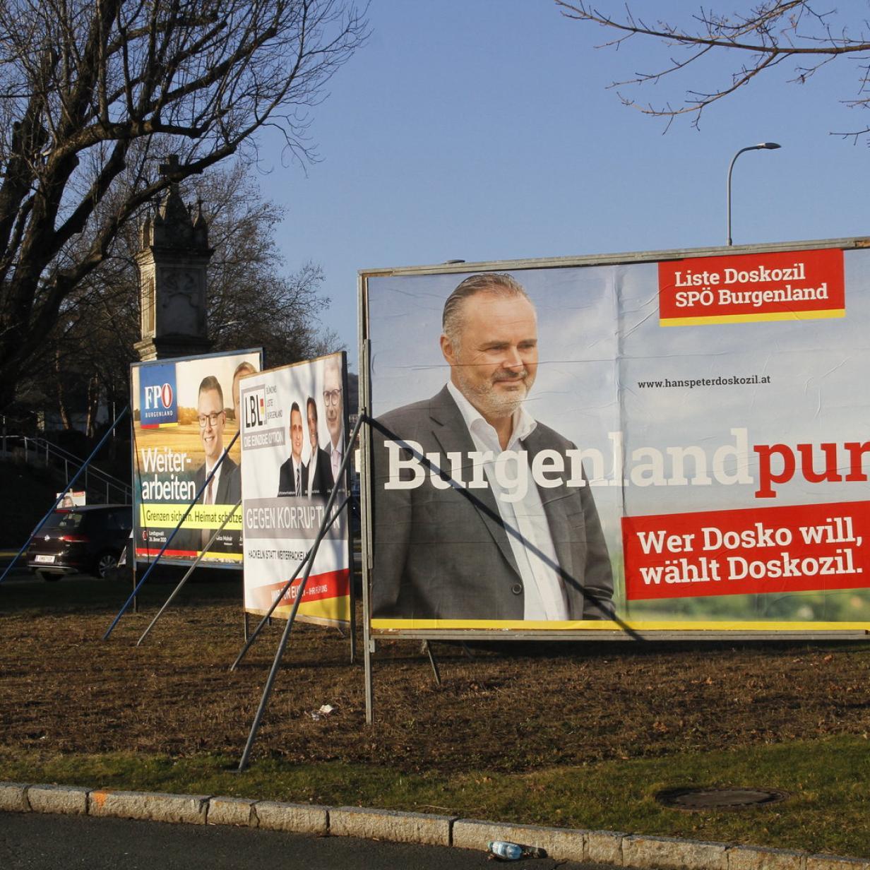 Wahlkampf-Finish: Minister-Meetings und Meilensteine