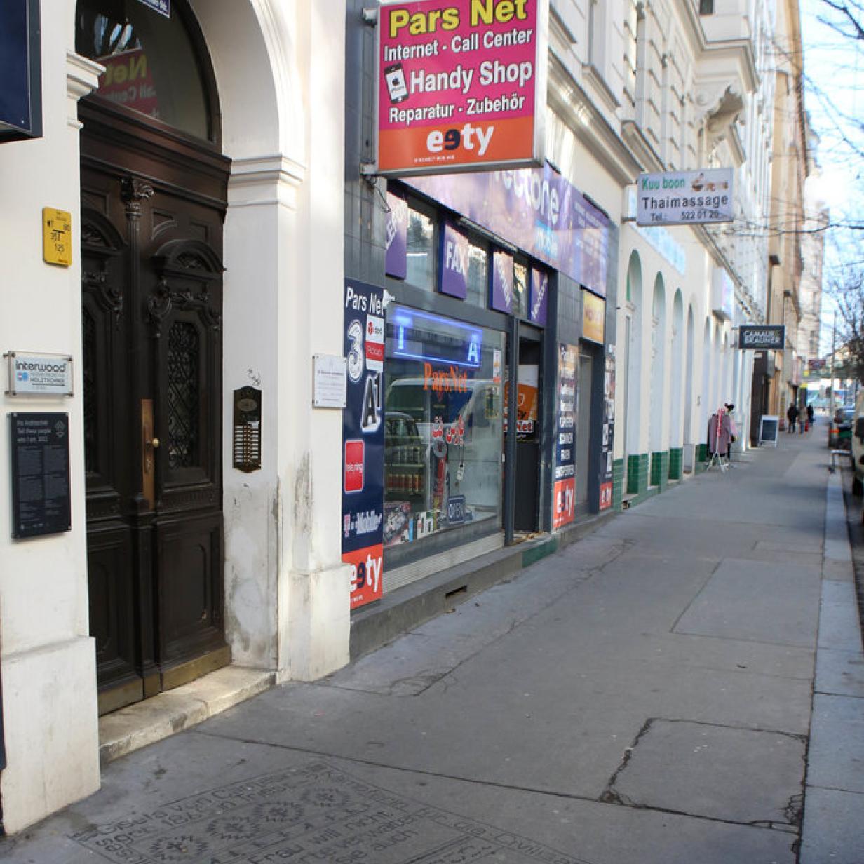 Wien kämpft mit Geschäftssterben