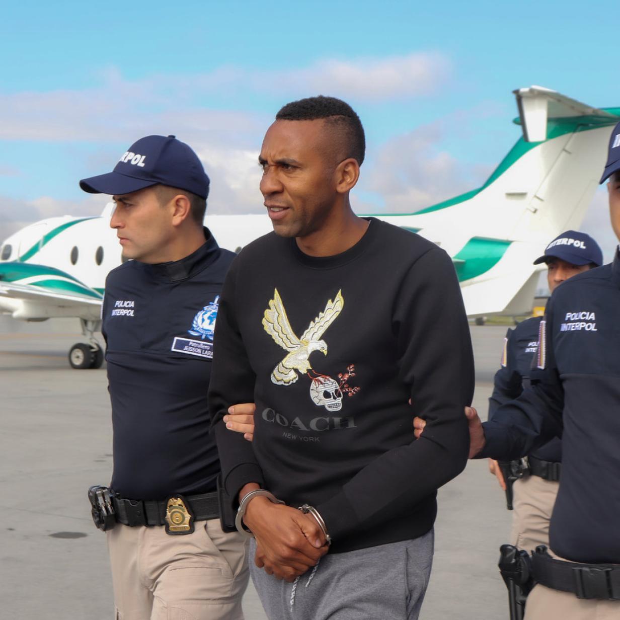 Kolumbien: Ex-Teamspieler soll zwei Tonnen Kokain geschmuggelt haben