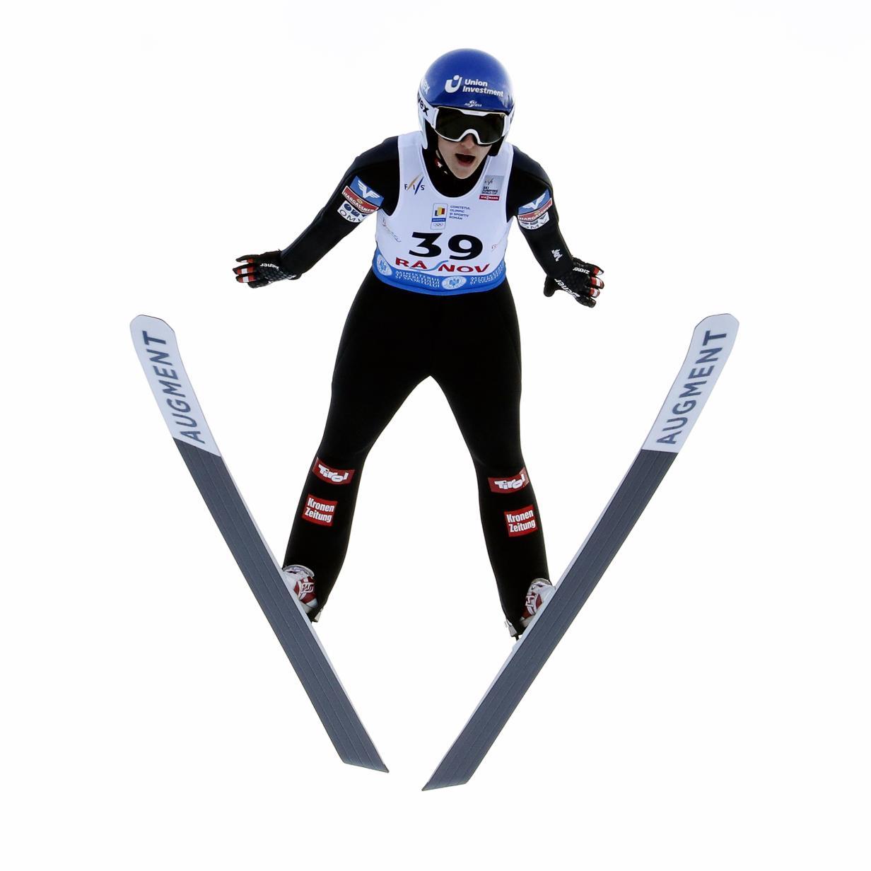 Siegesserie der ÖSV-Skispringerinnen gerissen