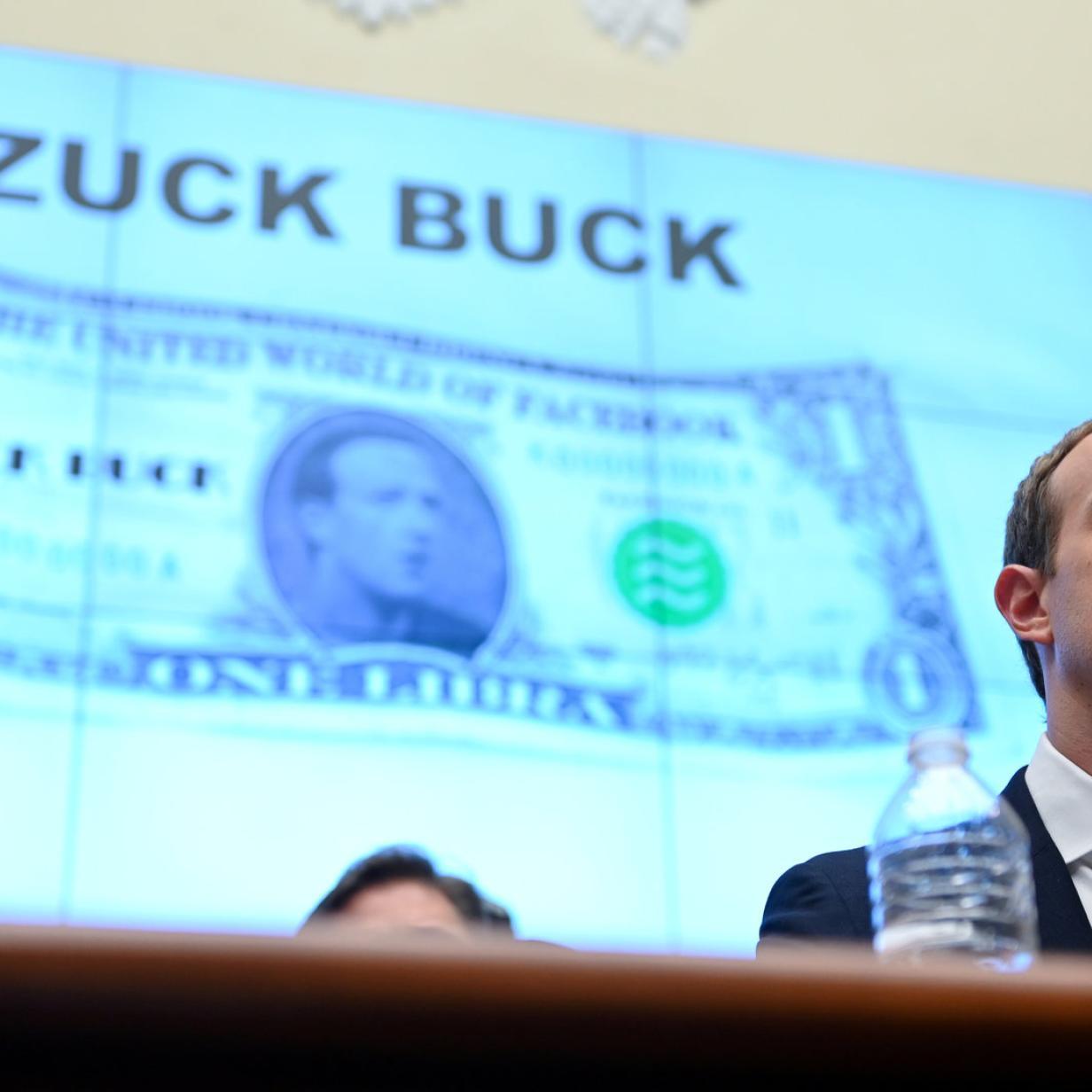 Facebook gegen Notenbanken: Das ungleiche Duell ums digitale Geld