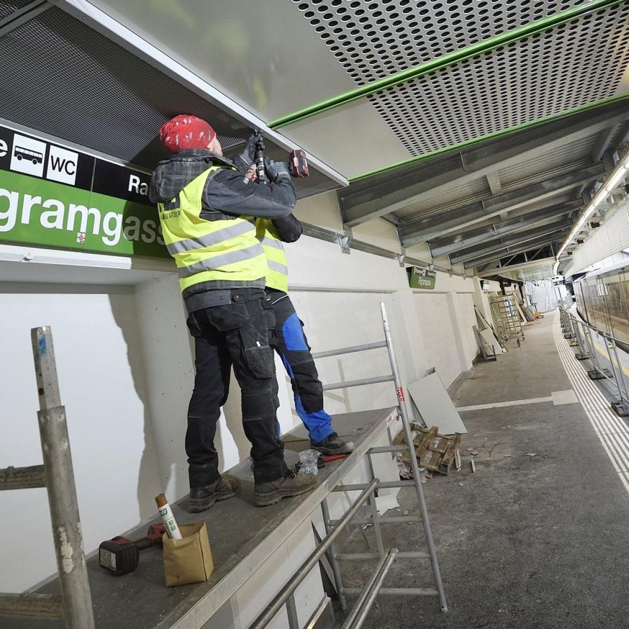 """Sperre U4-Station Pilgramgasse: """"War ein Kampf ums Überleben"""""""