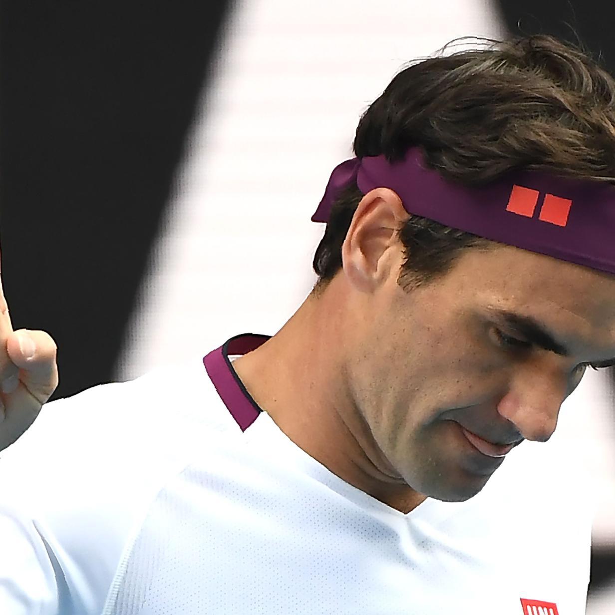 Australian Open: Federer zog den Kopf aus der Schlinge