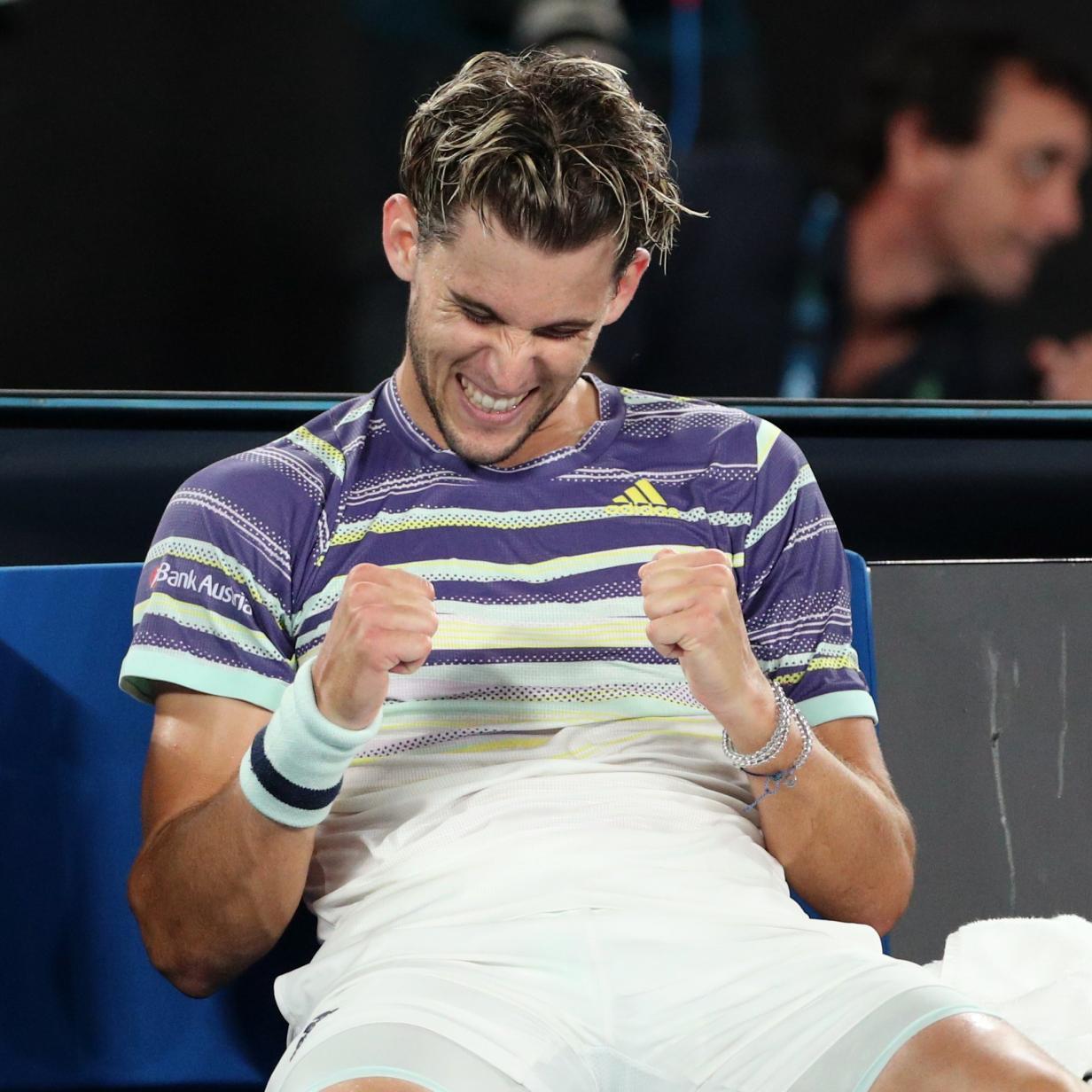 """Thiem nach Sieg über Nadal: """"Ist ein unglaubliches Gefühl"""""""