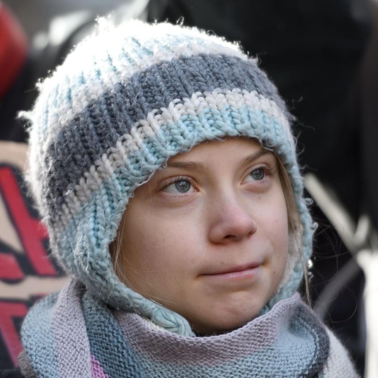 """Greta Thunberg will """"Fridays for Future"""" als Marke schützen"""