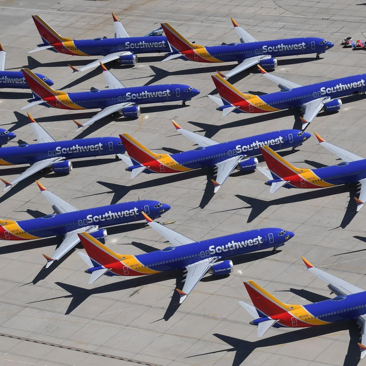 Historischer Verlust: Boeing im Dauer-Krisenmodus