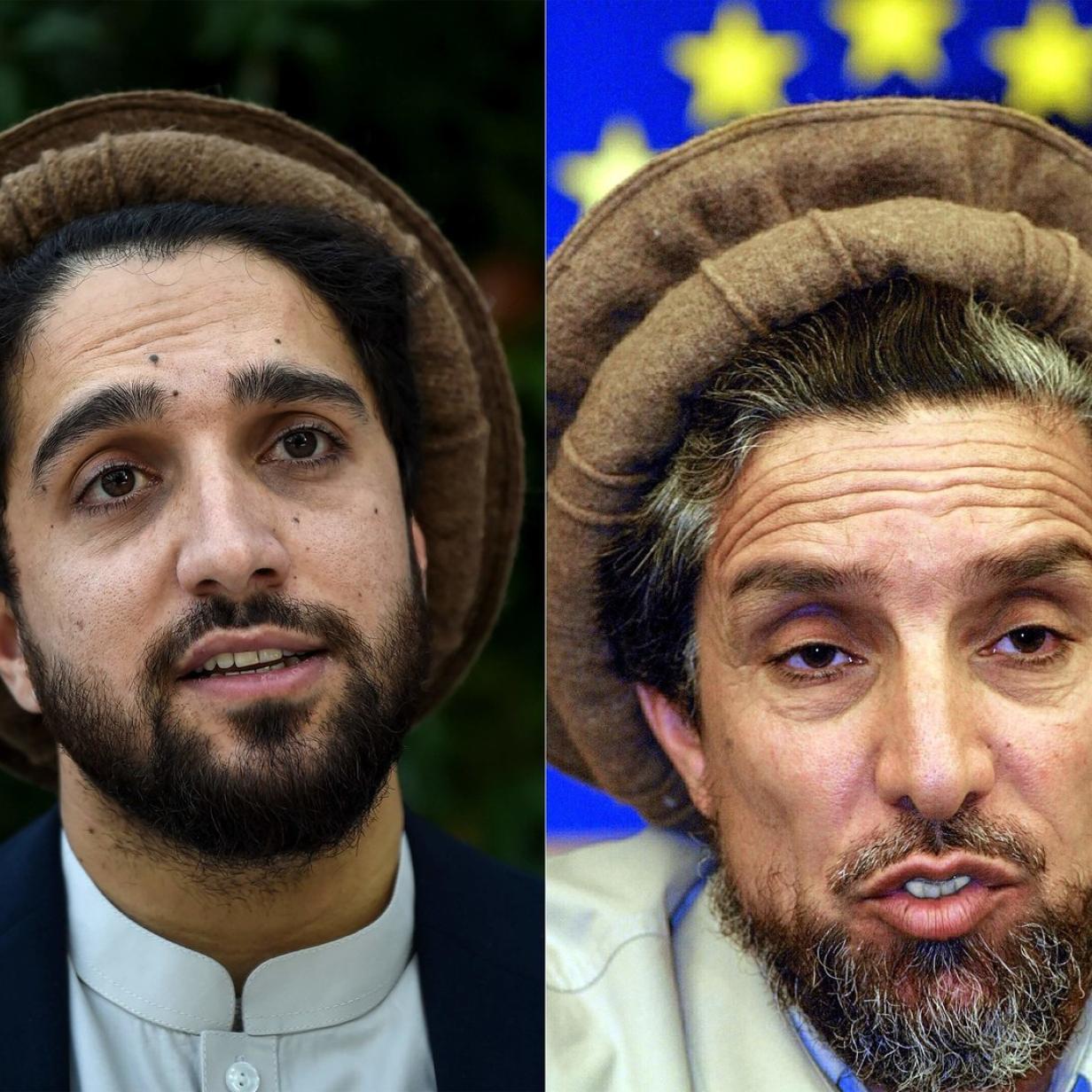"""Der Sohn des """"Löwen von Pandschir"""" kämpft gegen die Taliban ..."""