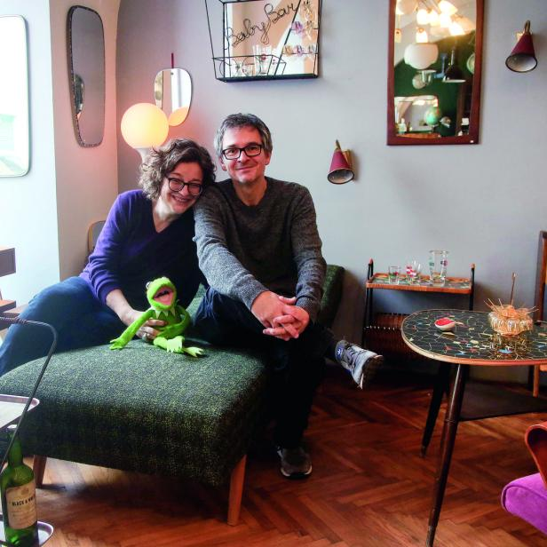 Wohndesign Skandinavien: Vintagerie: Möbel Als Sprachrohr Der Persönlichkeit