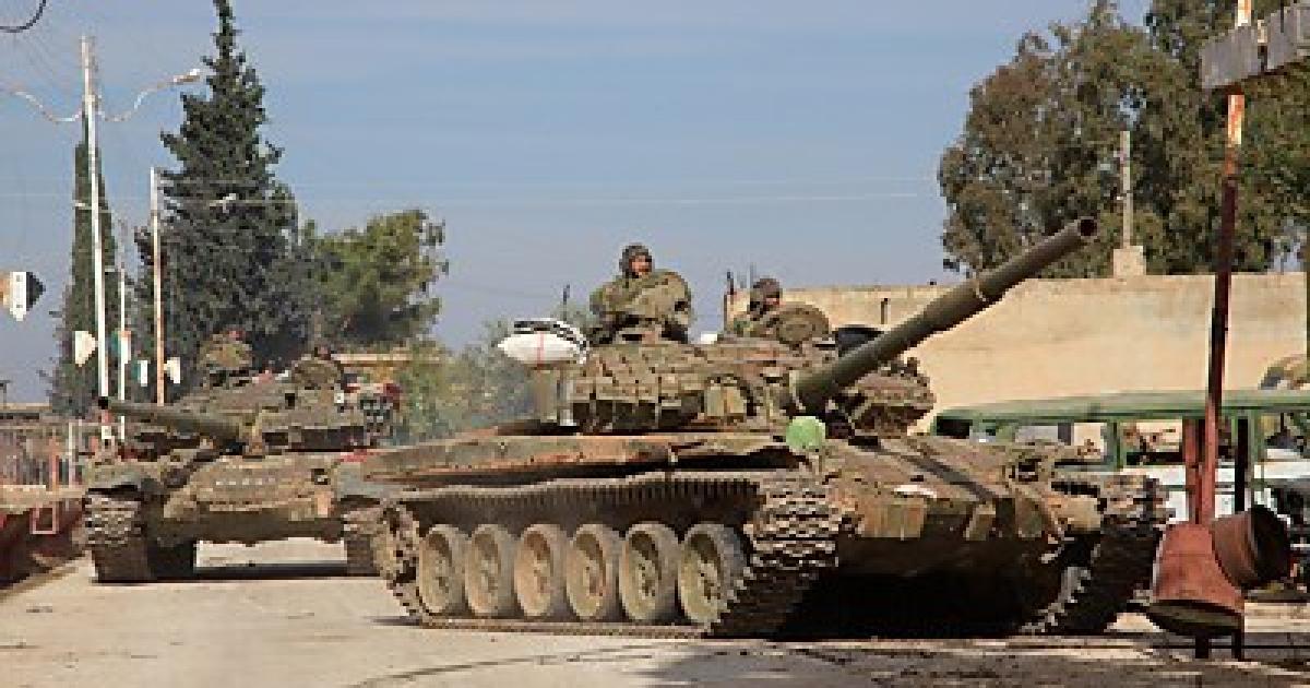 Warum Ist Krieg In Syrien
