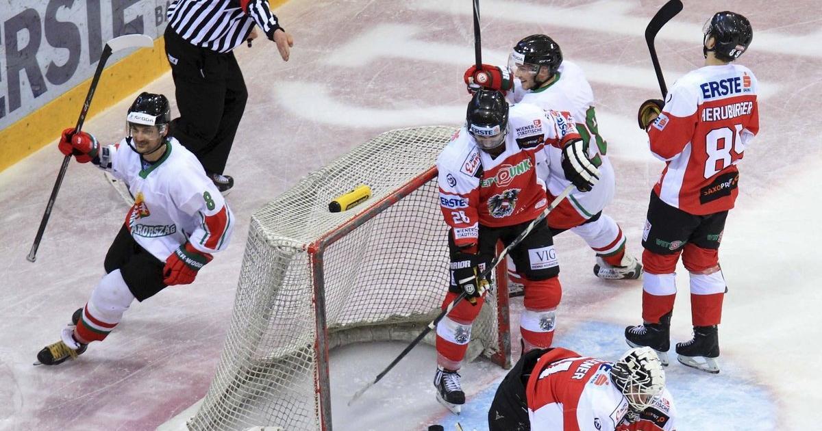 Ungarn Eishockey