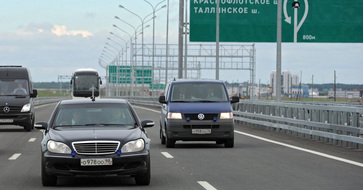Medwedew verbannt Mercedes-Dienstwagen   kurier.at