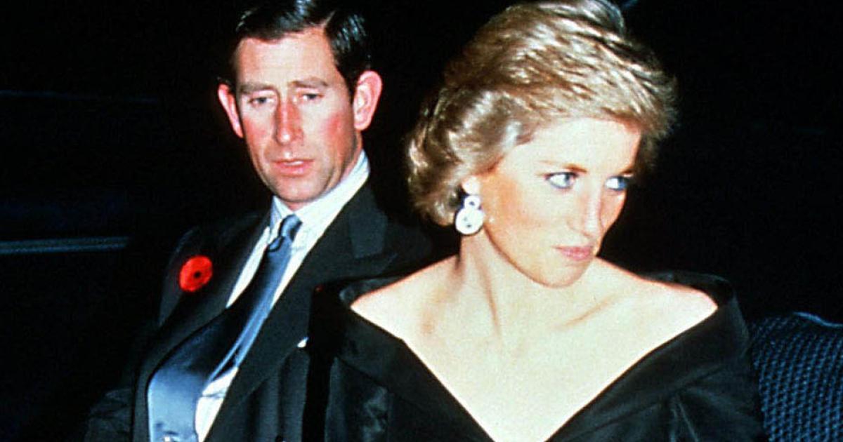 Briefe Nach Trennung : Diana verzweifelte briefe über ehekrise versteigert