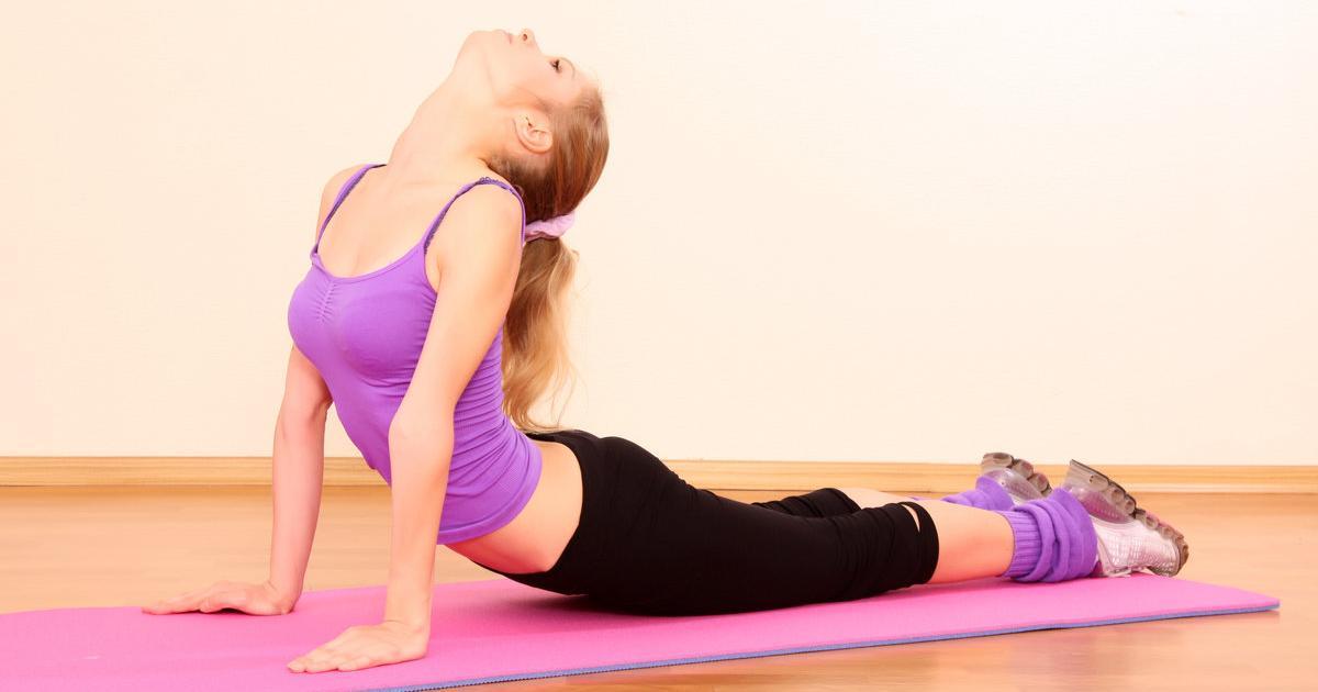Yoga Partnerübungen für Anfänger - Yoga Übungen zu zweit machen