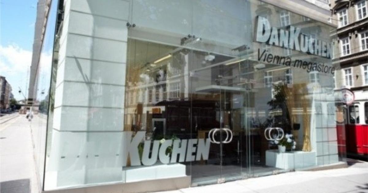 Designerküchen wien  Der DAN Vienna Megastore stellt sich vor | kurier.at