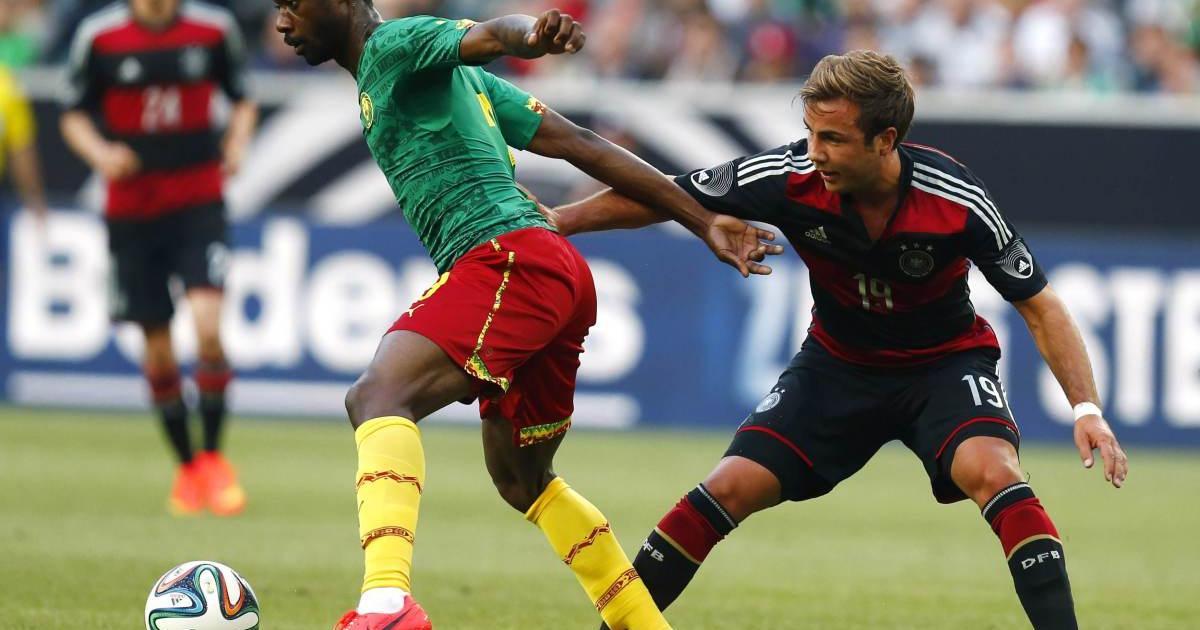 Deutschland Kamerun Tv