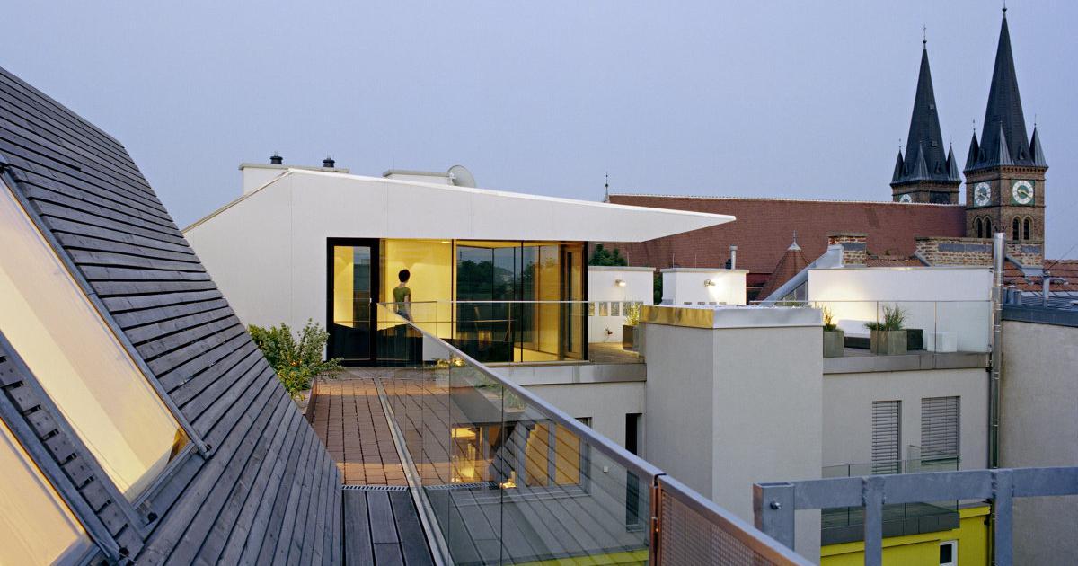 In der obersten etage - Lakonis architekten ...