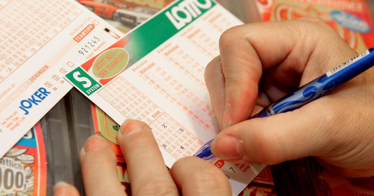 Lotto Zweite Chance