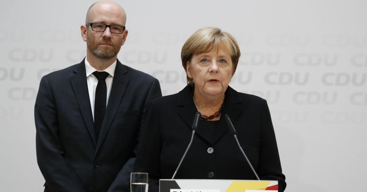 Merkel-Vertrauter Tauber zieht sich als CDU-Generalsekretär zurück