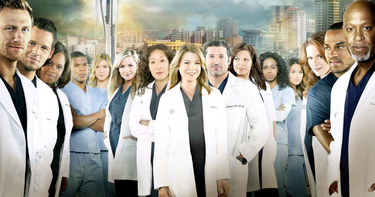 Grey\'s Anatomy: TV-Patienten sterben dreimal häufiger | kurier.at