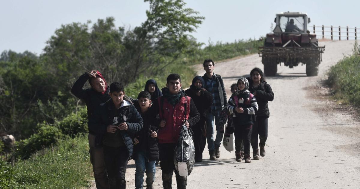Rückübernahme von Flüchtlingen: Türkei setzt Deal mit Griechen aus