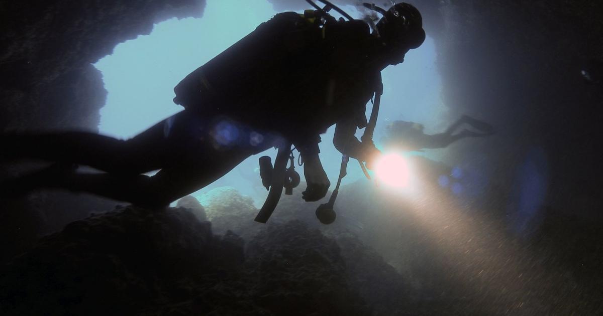 Rettung für versunkene Schätze im Mittelmeer