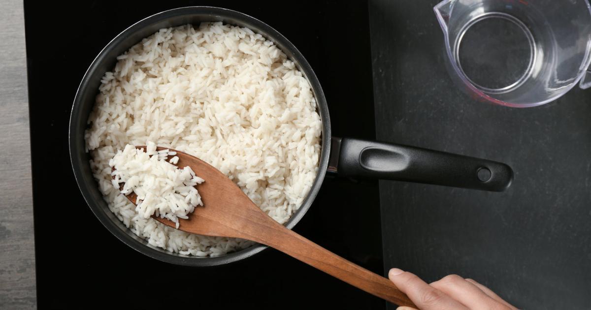 Restlessen: Fünf einfache Rezepte mit Reis