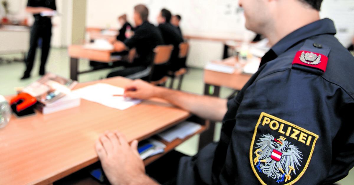 Neue Polizisten: Das Niveau sinkt ab