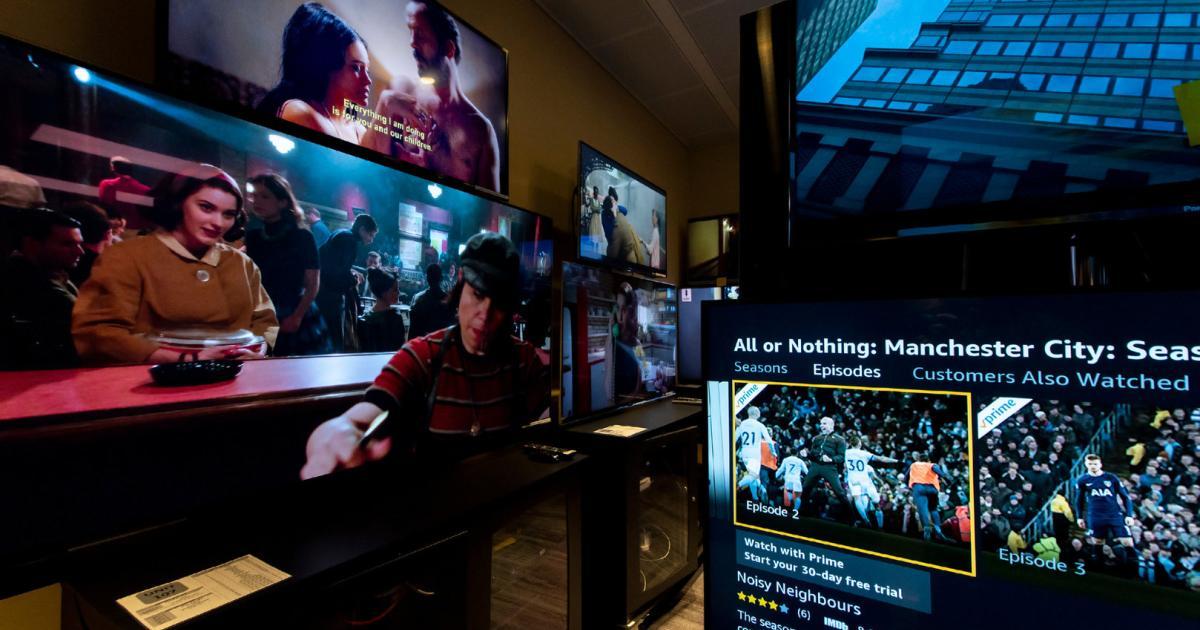 amazon video auf fernseher