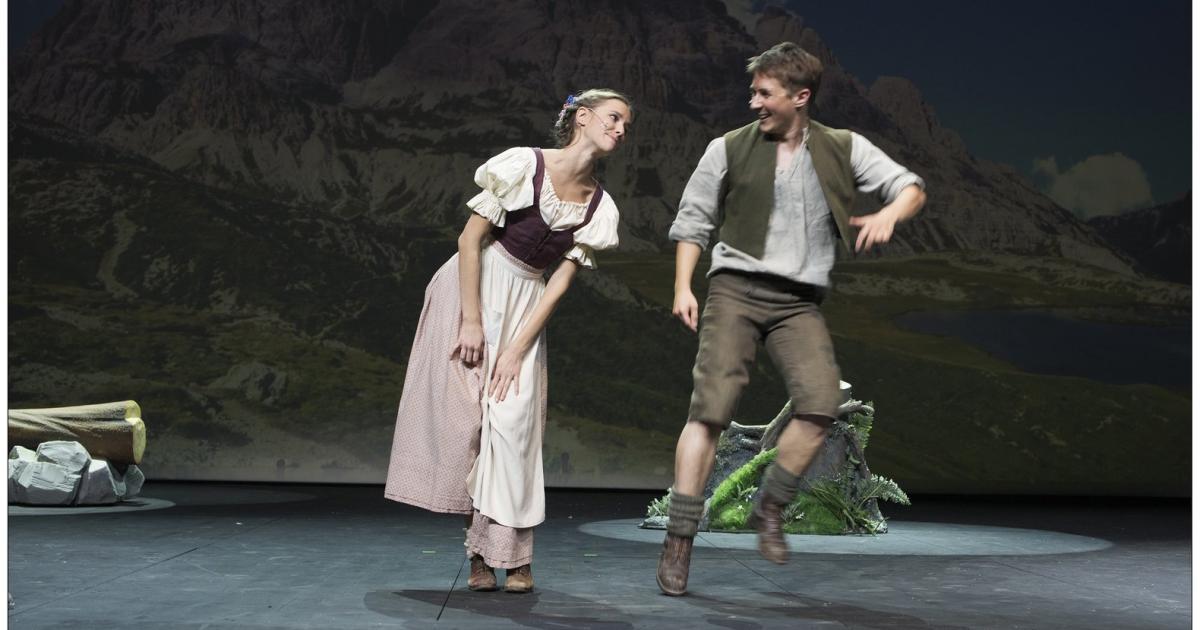 """So ist das """"Heidi""""-Musical von Michael Schanze: """"Kitsch mit Anspruch"""""""
