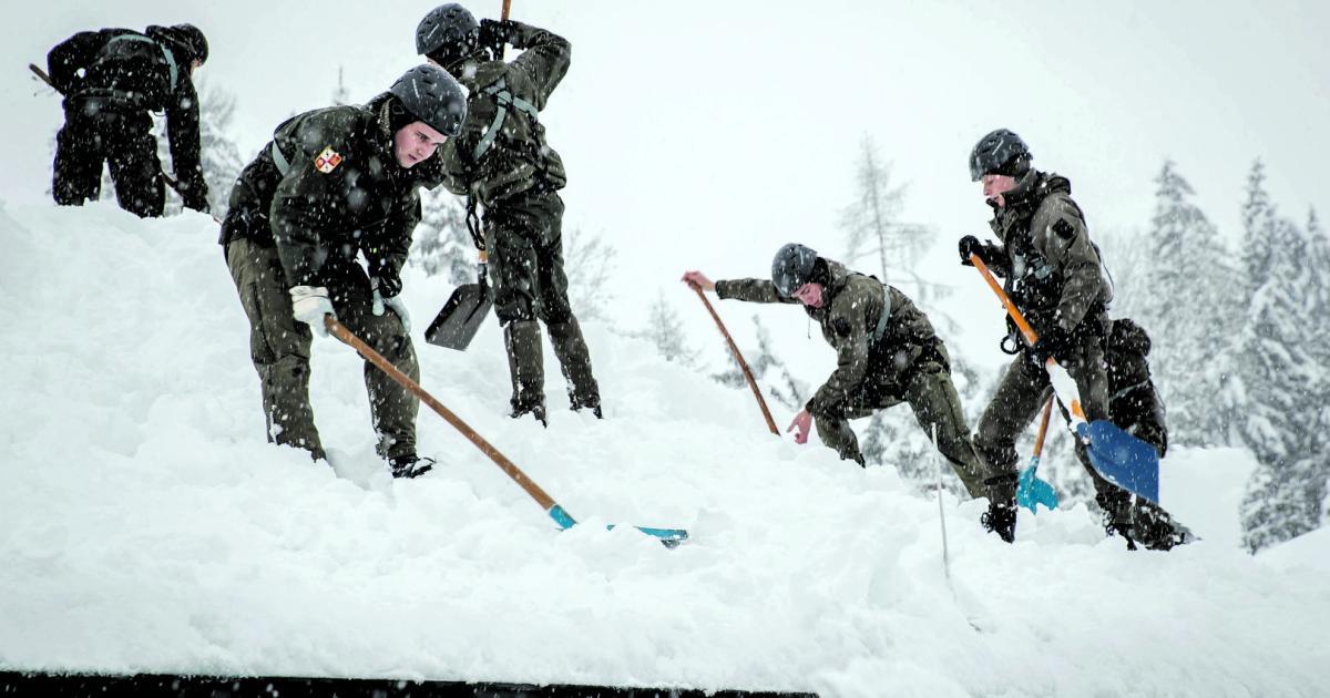Bundesheer: Große Mehrheit schätzt Katastropheneinsätze
