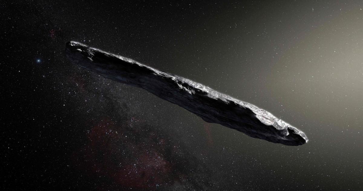 Alien-Spekulation eines Harvard-Professors passt wunderbar zu Science Fiction