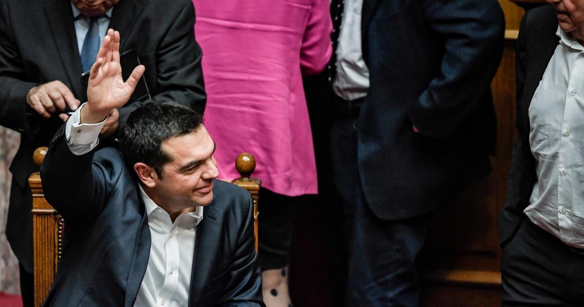 Griechischer-Premier-Tsipras-gewann-Vertrauensabstimmung-im-Parlament