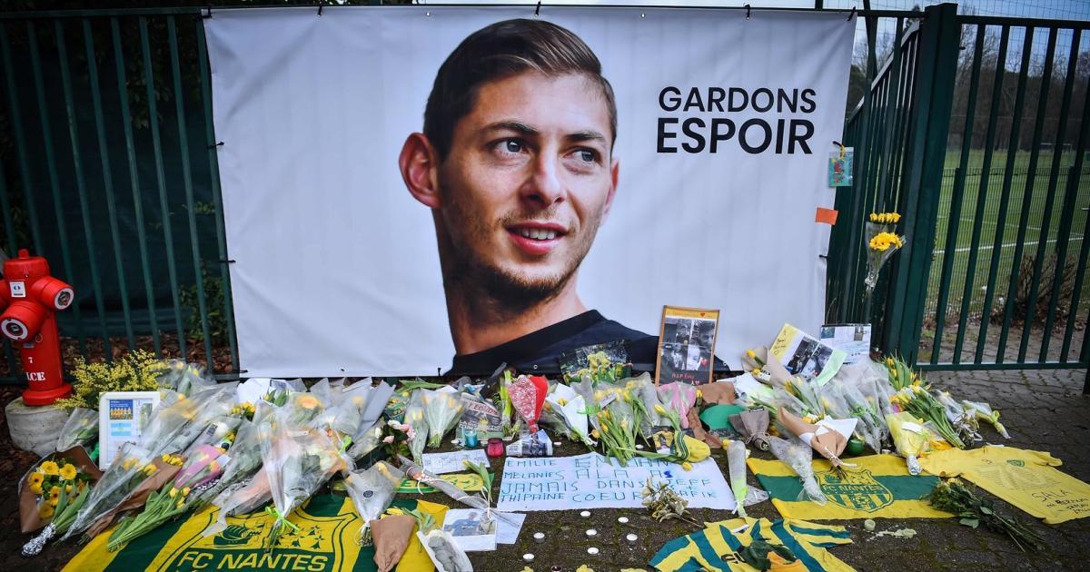 Leichnam identifiziert: Emiliano Sala ist tot