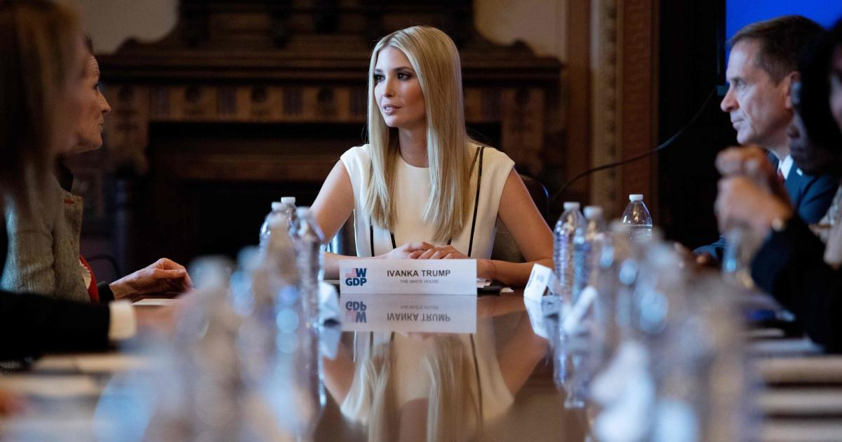 Kurz trifft Ivanka Trump zum Private Dinner in Washington