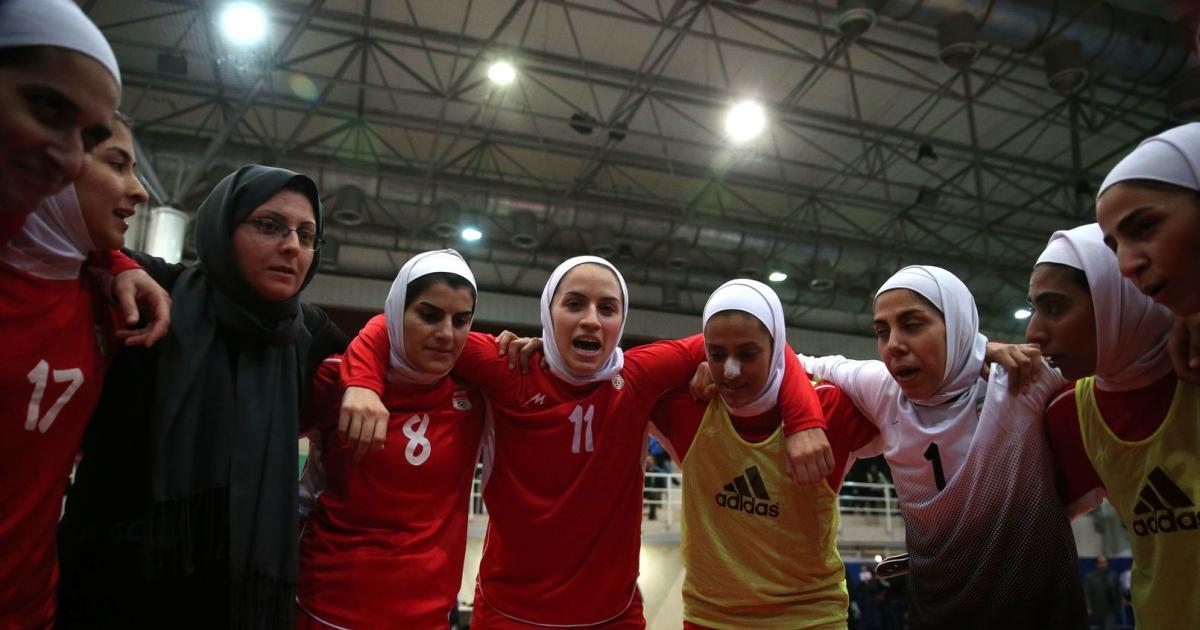 Olympia-Aus für Irans Fußballerinnen wegen Israel-Reise?