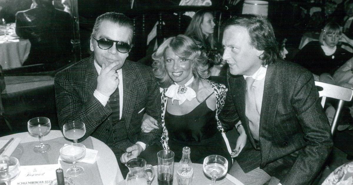 Als Mode-Zar Karl Lagerfeld Jeannine Schiller um Rat bat