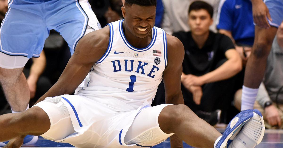 Basketball: College-Star verletzt sich wegen kaputtem Schuh