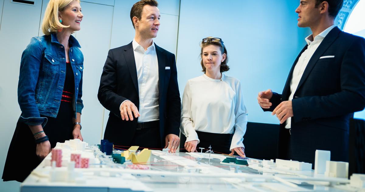 Die Wiener ÖVP entdeckt ihre Liebe zur Stadtplanung