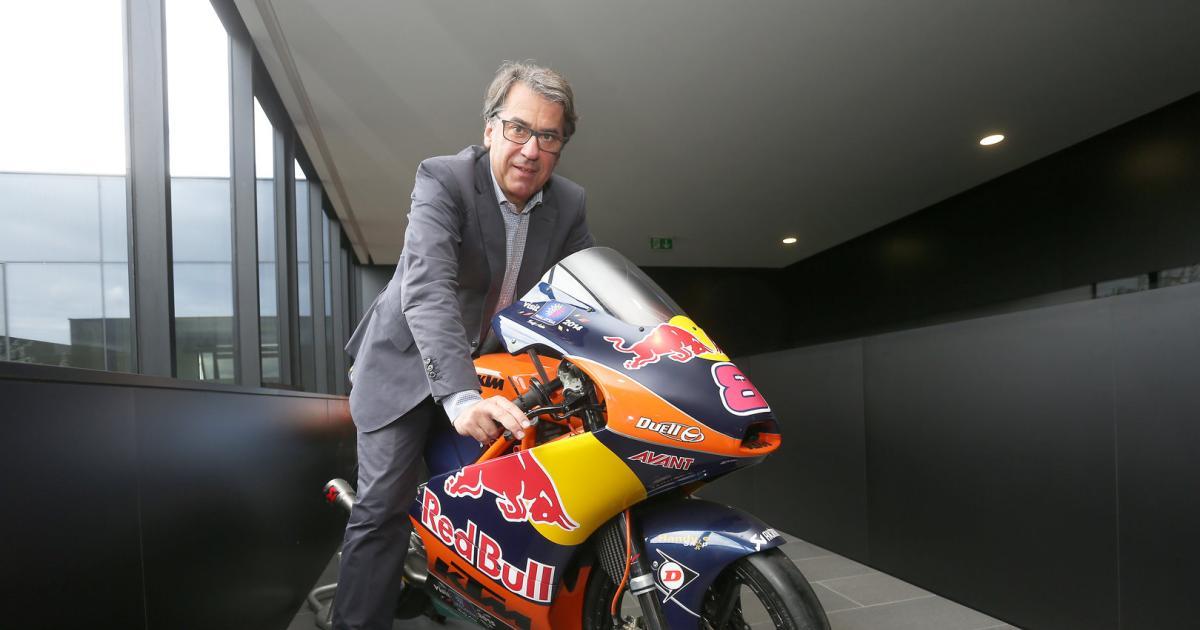 KTM startet Batterie-Konsortium mit Piaggio, Honda und Yamaha