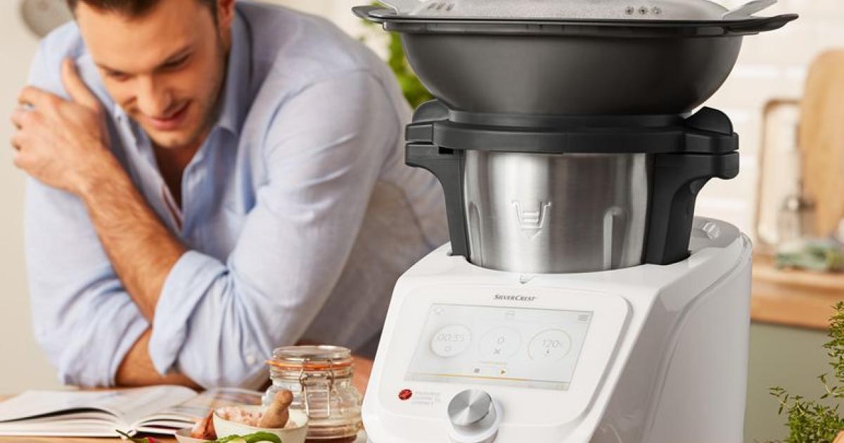 Thermomix von Lidl: Verstecktes Mikrofon im Küchengerät