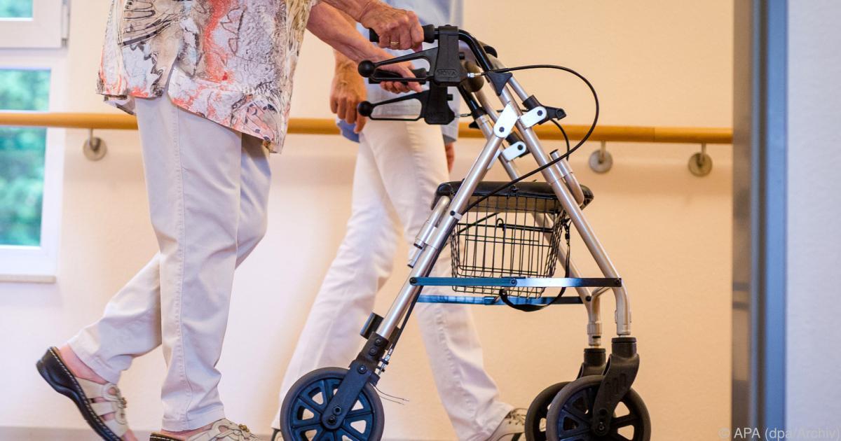 Rechnungshof kritisiert Pflege-Modell: Österreich nicht vorbereitet