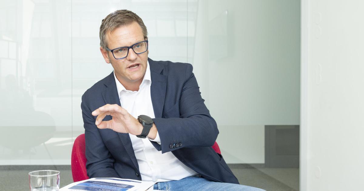 "Robert Hartlauer: ""Ältere Mitarbeiter sind loyaler"""