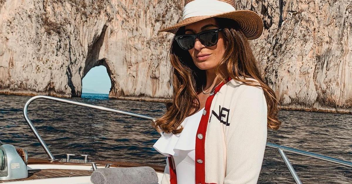So alltagsuntauglich sind die Urlaubs-Outfits der Mode-Influencer