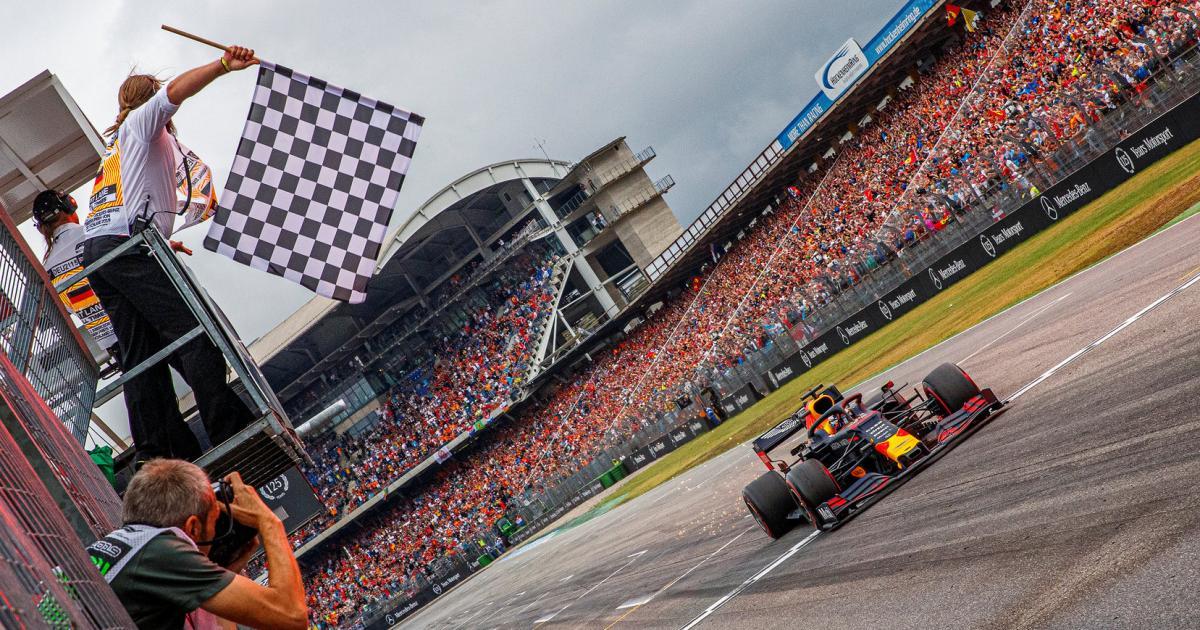 Nächstes Formel 1 Rennen